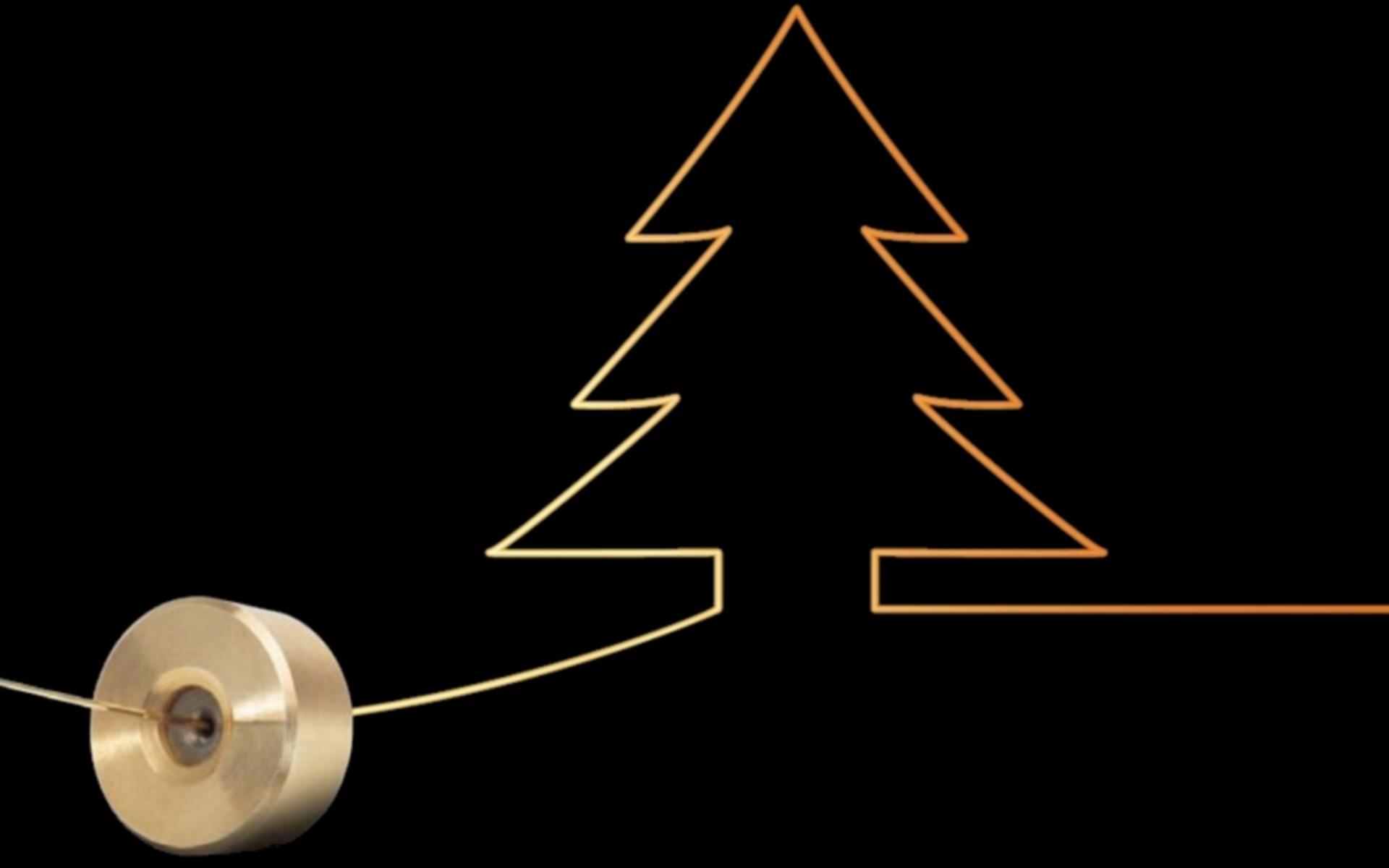 Bender Werkzeugbau wünschte Frohe Weihnachten › Bender Werkzeugbau